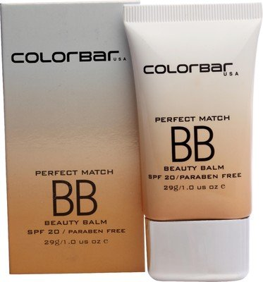 Colorbar Perfect Match Bb Cream - Vanilla Creme(29 G)
