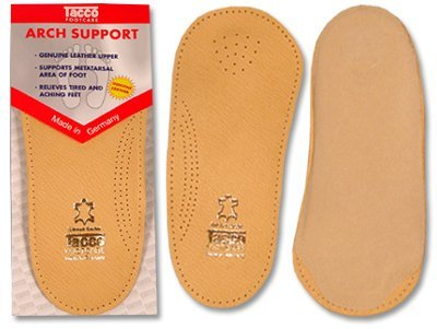Tacco Arch Support - 3/4 Length - Size Womens 6