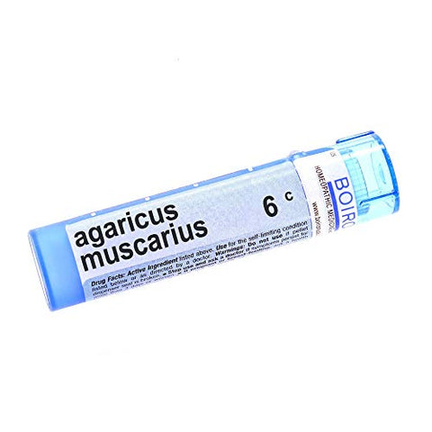 BOIRON USA - Agaricus Muscarius 6c [Health and Beauty]