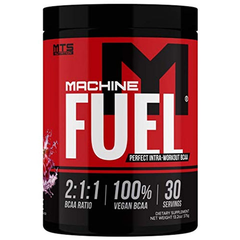 MTS Nutrition Machine Fuel - Recover Replenish Refuel - Vegan Hydration Supplement - Grape - 30 Serving