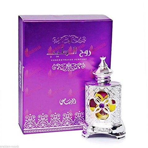 Rasasi Ruh Alteeb EDP - 15 Ml(for Men, Women)