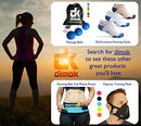 Image of Dimok Calf Compression Sleeves â?? Compression Socks Footless   Reduces Fatigue Varicose Veins Muscl
