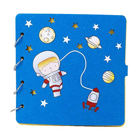 Painting Album, Portable Sketchpad Album Drawing Board Double Sided Painting Writing Sketch Pad for Kid Learning(#2)