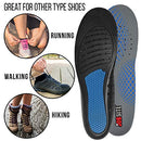 Image of Jobsite Gel Work Insoles - Trim to Fit - US Mens 8-13