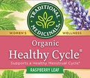 Image of Traditional Medicinals Organic Healthy Cycle Women's Tea, 16 Tea Bags (Pack Of 6)