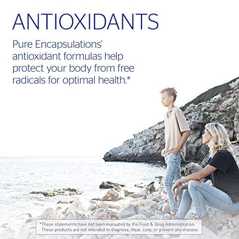 Pure Encapsulations - Resveratrol VESIsorb - Hypoallergenic Support for Cellular, Cardiovascular, and Neurocognitive Health* - 90 Capsules