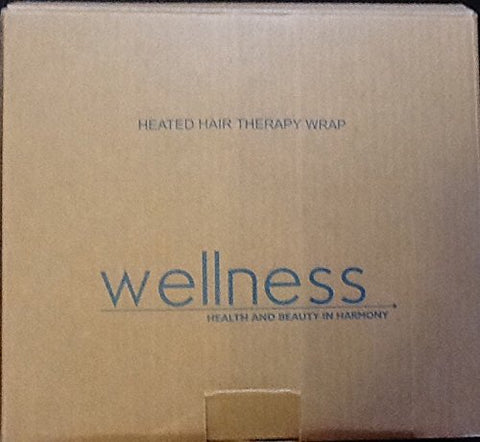 Avon Wellness - Heated Hair Therapy Wrap