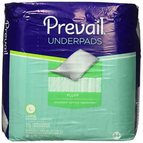 Prevail Fluff U-Pad in Green