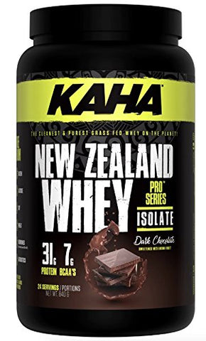 Whey Protein from New Zealand -Isolate -Chocolate (910g) Brand: Ergogenics
