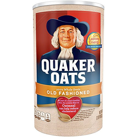 Quaker Oats Old Fashioned - 42 oz - 2 pk by Quaker