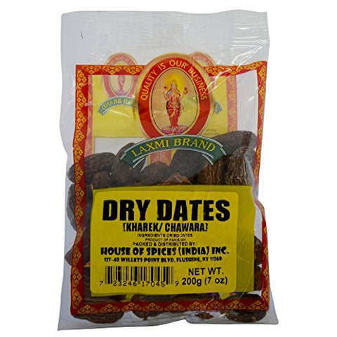 Laxmi Dry Dates (7 oz)