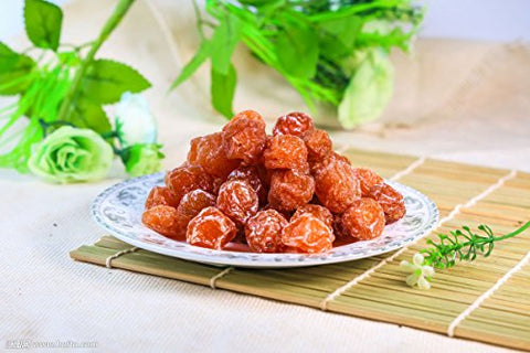 2 Pound (908 grams) Dried fruit yellow plums prunes from Yunnan China
