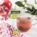 Image of Bigelow Green Tea With Pomegranate Tea Bags, 20 Count Box (Pack Of 6) Caffeinated Green Tea, 120 Tea