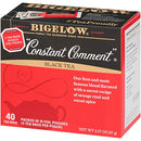 Image of Bigelow Constant Comment Black Tea Bags, 40 Count Box (Pack Of 6) Caffeinated Black Tea, 240 Tea Bag