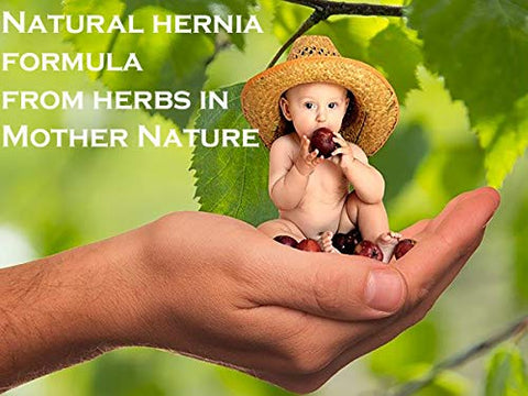 HerniaGONE for Adult - Essential Oil Blend, Easy to Apply topically, Tested for 50+ Years, Natural Remedy for Adult Hernias, Try it for 1-2 Weeks Before Seeing a Doctor