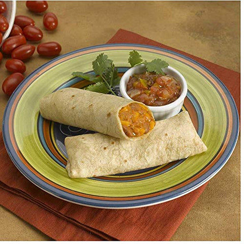 Los Cabos Bean and Cheese Burrito, 5.2 Ounce -- 48 per case.