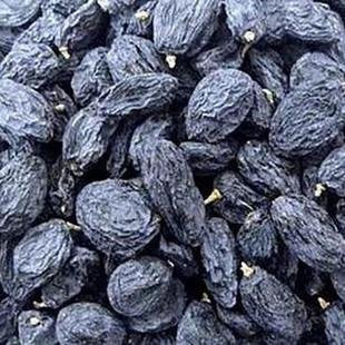 3 Pound (1362 grams) Dried grapes black color Grade A raisin from Xinjiang