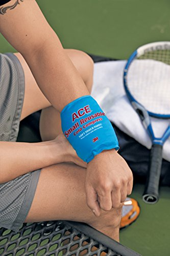 Ace Reusable Cold Compress, Ideal For Sprains, Strains, Muscle Aches, Bumps, Bruises And Minor Burns