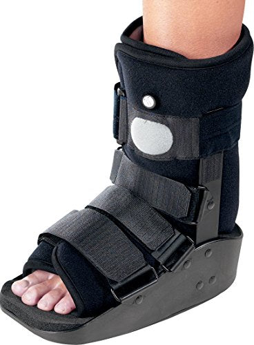 DonJoy MaxTrax Air Ankle Walker Brace / Walking Boot, Large