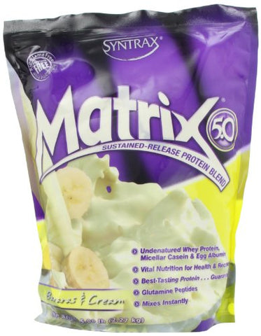 Syntrax Matrix, Banana, 5-Pound