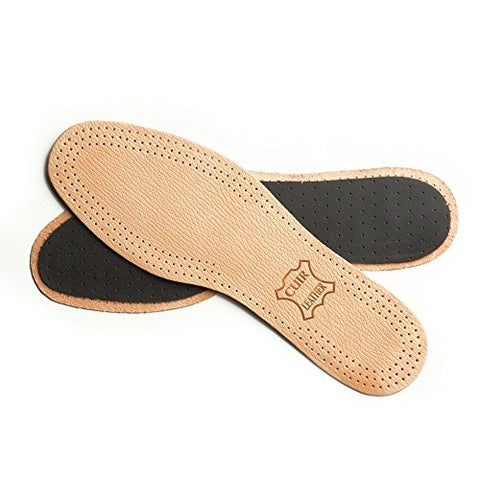 Saphir Leather on Charcoal Insoles (EU 44-US M11)
