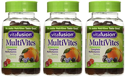 Vitafusion MultiVites Gummy Vitamins, 70ct