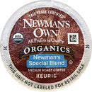 Image of Newman's Own Special Blend Coffee K-Cup Portion Pack for Keurig K-Cup Brewers, Pack of 30 - Packaging May Vary
