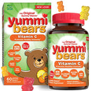 Image of Yummi Bears Vitamin C Chewable Gummy Vitamin Supplement for Kids, 60 Count (Pack of 1)