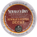Image of Newman's Own Organics SPECIAL BLEND DECAF 48 K-Cups for Keurig Brewers