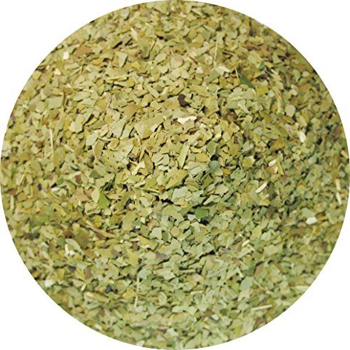 Organic Yerba Mate Green Tea, Caffeine infused drink contains significant level of antioxidants - 4 Oz Bag