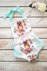 Peter Cotton Tail Romper Size 2/3