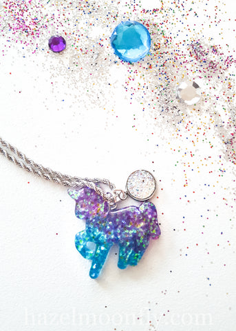Chiara Unicorn Necklace