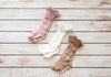 Delightfully Detailed Ruffle Knee Socks (Sizes 0-2, 3-4, 5-6 Years)
