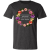 No Beauty Shines Brighter Than That of a Good Heart Short-Sleeve T-Shirt (3 Colors)