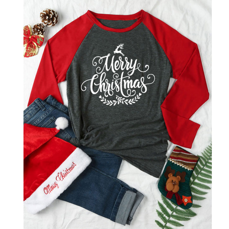 Women's Merry Christmas Top