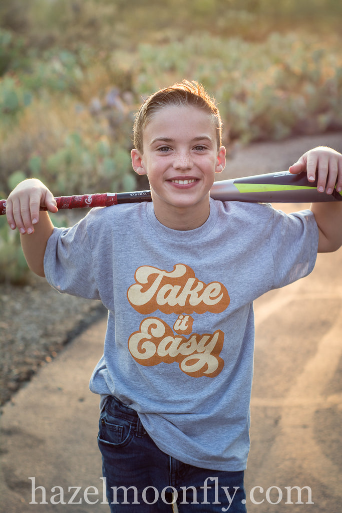 Take it EASY Youth T (XS-XL) 4 Colors Available