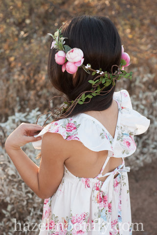 Whimsy Floral Crown