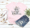 We're ALL Just Doing the BEST We Can Short-Sleeve T-Shirt (2 Colors)