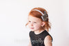 Bella Black Sparkle Tunic with FREE Kitty Ear Headband - Hazelmoonfly - 4