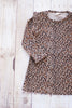 The Cat's Meow Knit Leopard Print A-Line Mini Dress - Hazelmoonfly - 3