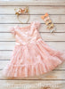 Ellie Pink Sparkle Dress