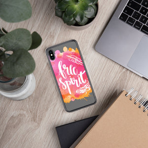 iPhone Case Free Spirit