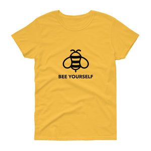 Women's T-shirt Bee Yourself