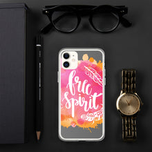 Load image into Gallery viewer, iPhone Case Free Spirit