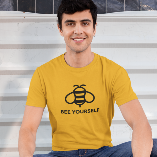 Men's T-Shirt Bee Yourself
