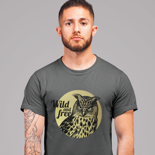 Men's T-Shirt Wild And Free