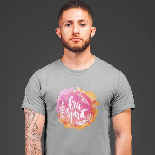 Men's T-Shirt Free Spirit