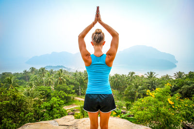 5 Reasons to start practicing Yoga