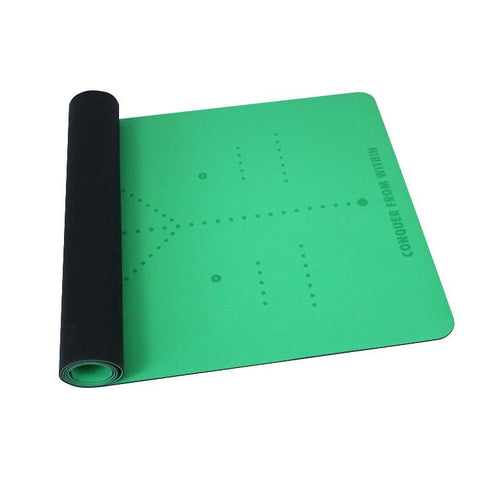 Pal Yoga Mat - Turtle Green.