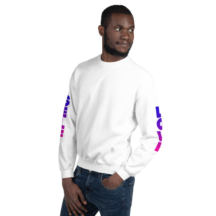 Self Love Sleeves Sweatshirt